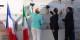 Les trois ont honoré la mémoire d'Altiero Spinelli - sans pour autant mettre en œuvre l'Europe dont il a rêvé. Foto: (c) Présidence de la République / F. Lafite