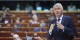"""Si le secrétaire général du Conseil d'Europe estime que les """"purges"""" en Turquie sont justifiées, il se disqualifie pour sa haute fonction. Foto: CoE / Candice Imbert"""