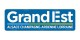 """Das ist das neue Logo der ostfranzösischen Region """"Grand Est"""". Oder zumindest soll es das sein... Foto: Region Grand Est"""
