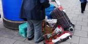 Un Allemand sur six vis en-dessous du seuil de la pauvreté - une honte pour l'économie la plus forte en Europe. Foto: blu-news.org / Wikimedia Commons / CC-BY 2.0