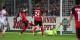 70e minute - Nils Petersen profite d'une erreur du gardien du HSV et marque le 1-0. Foto: Eurojournalist(e)