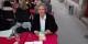 """Marc Chaudeur avec son nouveau livre """"Instants d'un Gai Savoir alsacien"""" - à recommander vivement ! Foto: Eurojournalist(e)"""