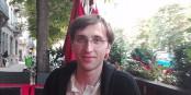Le docteur ukrainien Maxim Doroch craint que l'Europe puisse oublier l'Ukraine. Foto: Eurojournalist(e)