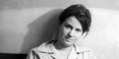 Ulrike Meinhof, une tête brillante ayant choisi la mauvaise voie politique. En ayant raison sur beaucoup de points. Foto: Bettina Röhl, petite-fille d'Ulrike Meinhof / Wikimedia Commons / PD