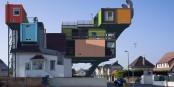 Urbane Kunst nimmt die unterschiedlichsten Formen an. Interessant sind dabei die meisten. Foto: Michael Magercord / Alain Bublex