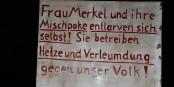 """La """"Pegida"""" a essayé de transformer la fête nationale en fête nationaliste à Dresde. Foto: blu-bews.org / Wikimedia Commons / CC-BY-SA 2.0"""