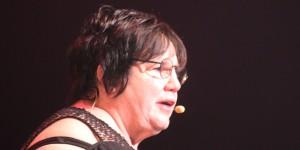Samedi, Huguette Dreikaus a proposé un spectacle exceptionnel au Zénith à Strasbourg - merci Huguette ! Foto: Eurojournalist(e)