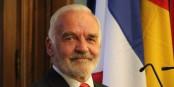 Chevalier de la Légion d'Honneur - Jean-Georges Mandon. Foto: Eurojournalist(e)