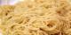 Am Welt-Nudeltag 2016 gibt's Pasta satt. Foto: Javier Lastras / Spanien / Wikimedia Commons / CC-BY 2.0