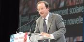 Die Umfragewerte von François Hollande sind tief im Keller. Ganz tief. Foto: Guillaume Paumier / Wikimedia Commons / CC-BY-SA 2.5