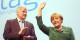 Deux qui s'entendent de moins en moins bien - Horst Seehofer et Angela Merkel. Foto: Michael Lucan, Munich / Wikimedia Commons / CC-BY-SA 3.0