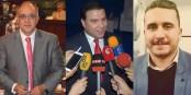 Alouini, Joudi et Mtaoua formulent les attentes tunisiennes vis-à-vis de l'Europe. Foto: Cheker Berhima