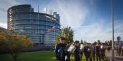 Le Parlement Européen à Strasbourg aurait mieux fait de réfléchir avant son vote totalement inutile. Foto: Claude Truong-Ngoc / Wikimedia Commons / CC-BY-SA 3.0