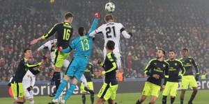 Le FC Bâle ne pouvait rien contre l'efficacité d'Arsenal... Foto: Phil Bergdolt / LAFA
