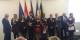 Die studentischen PreisträgerInnen des Prix Bartholdy 2016 - Spitzentalente vom Oberrhein... Foto: Eurojournalist(e)