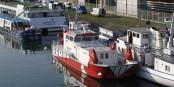 Oui, il y a de jolis exemples de la coopération franco-allemande comme le bateau franco-allemand des sapeurs-pompiers. Mais cela ne suffit pas encore. Foto: Kevin.B / Wikimedia Commons / CC-BY-SA 3.0