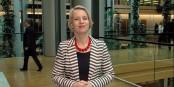 Die Belgierin Helga Stevens könnte eine echte Alternative zu den anderen Kandidaten für die Präsidentschaft des EU-Parlaments werden. Foto: Helga2017.eu