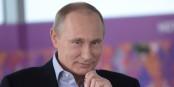 Un homme de paix qui vous souhaite une belle année 2017 - Vladimir Poutine. Foto: Huatotakeshi / Wikimedia Commons /  CC-BY-SA 4.0int