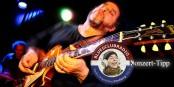 Meistere der Bluesgitarre: Tino Gonzales. Foto: PR