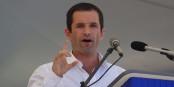Benoît Hamon hat überraschend den ersten Wahlgang der Vorwahlen der Sozialisten gewonnen. Foto: Pleclown / Wikimedia Commons / CC-BY-SA 3.0
