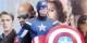 """La politique américaine ressemblera de plus en plus à une BD - avec Donald Trump dans le rôle de """"Captain America""""... Foto: Dick Johnson / Wikimedia Commons / CC-BY 2.0"""