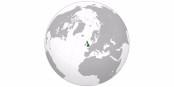 Le petit machin en vert au milieu, c'est la Grande Bretagne. Qui veut désormais faire cavalier seul dans un monde globalisé... Foto: Rob / Wikimedia Commons / CC-BY-SA 3.0
