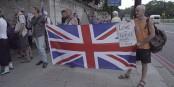 """""""Love not leave"""" - soutenons les initiatives pro-européennes en Grande Bretagne, c'est le moment ! Foto: Jwslubbock / Wikimedia Commons / CC-BY-SA 4.0int"""