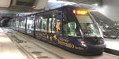 Die Strassburger Tram kann heute den ganzen Tag für eine Pauschale von 1,70 € genutzt werden. Foto: Echtner : Wikimedia Commons / CC-BY-SA 3.0