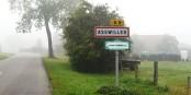 Asswiller, ein ruhiges und beschauliches Dorf. Nur nicht, wenn die Glocken läuten... Foto: Samrong01 / Wikimedia Commons / CC-BY-SA 4.0int
