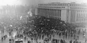 Comme en 1990, les manifestations sont violentes à Bucarest. Foto: CristianChirita / Wikimedia Commons