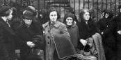 Quand l'Allemagne se met à expulser des personnes, on pense aussi au siècle dernier... Foto: Bundesarchiv, Bild 146-1982-174-27, Grossbergeer H. / Wikimedia Commons / CC-BY-SA 3.0