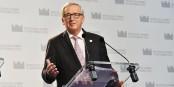 Ce serait bien s'il pouvait déjà partir avant 2019 - Jean-Claude Juncker. Foto: EU2016SK / Wikimedia Commons / CC0 1.0