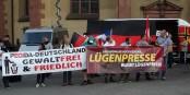 """Diejenigen, die sich am lautesten über die """"Lügenpresse"""" beschweren, sind diejenigen, die am liebsten die freien Medien abschaffen würden... Foto: Opposition24.de / Wikimedia Commons / CC-BY 2.0"""