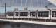 Pour la première fois depuis 73 ans - le tram traverse le Rhin entre Strasbourg et Kehl ! Foto: Courtesy Alain Fontanel
