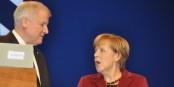 """""""Was? Meine Wiederwahl ist nicht automatisch?!"""" - Foto: Harald Bischoff / Wikimedia Commons / CC-BY-SA 3.0"""