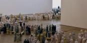 Picture of an exhibition... Foto: Appolonia european arts exchange - Stephen Wilks
