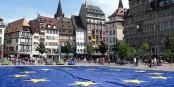 Nicht nur in der Europahauptstadt - ganz Frankreich hat ein überwiegend positives Bild von Europa. Foto: François Schnell / Wikimedia Commons / CC-BY-SA 2.0