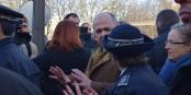 Sie kannten den seit Dezember amtierenden französischen Innenminister Bruno Le Roux (Mitte) nicht? macht nichts, er ist schon wieder weg... Foto: Tiraden / Wikimedia Commons / CC-BY-SA 4.0int