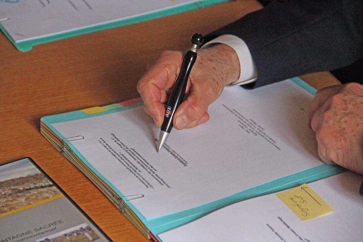 La signature sous un budget de 4,8 millions d'euros... Foto: Eurojournalist(e)