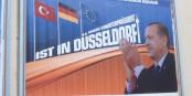 Pour l'heure, les membres du gouvernement turc et Recep Tayyip Erdogan peuvent oublier leurs interventions en Allemagne. Et ailleurs. Foto: phatter from Deutschland / Wikimedia Commons / CC-BY 2.0