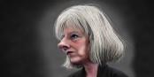 Theresa May entrera dans les livres d'histoire - comme celle qui aura éclaté le Royaume-Uni. Foto: DonkeyHotey / Wikimedia Commons / CC-BY 2.0