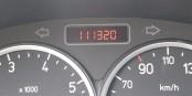 Truquer le kilométrage est un moyen illégal d'augmenter la valeur d'un véhicule d'occasion. Il convient d'être vigilant... Foto: CEC-ZEV