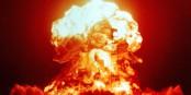 Les armes nucléaires, ça sert à ça. Et non pas à la paix dans le monde. Foto: Courtesy of National Nuclear Security Administration Nevada Site Office / Wikimedia Commons / PD