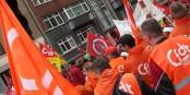 """La CFDT compte parmi les """"grands"""" syndicats en France. tendance à la hausse. Foto: Gérald Garitan / Wikimedia Commons / CC-BY-SA 3.0"""