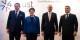 Les chefs des gouvernements des états de Visegrad ont déjà pourri une bonne partie de leur jeunesse. Foto: Chancellery of the Prime Minister of Poland / Wikimedia Commons / PD