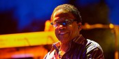 Herbie Hancock, l'une des plus grandes vedettes mondiales du jazz-rock, jouera au ZMF à Freiburg le 23 juillet. Wow ! Foto: Guillaume Laurent / Wikimedia Commons / CC-BY-SA 2.0