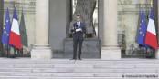 Die Verkündung des neuen Kabinetts hat in Frankreich immer etwas sehr Zeremonielles... Foto: (c) Présidence de la République / G. Mariette