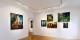 La jeune peintre Aurélie de Heinzelin a déjà exposé ses œuvres et compte parmi les talents prometteurs du Grand Est. Foto: Artiste