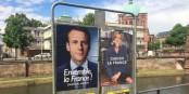Dimanche, il n'y aura que le choix entre ces deux candidats. Et pas de troisième option. Foto: Eurojournalist(e)