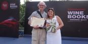 """L'auteur de """"La bonne cuisine du Rhin Supérieur"""" avec sa homologue palestinienne Dima Sharif. Foto: DR"""